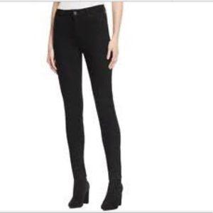 Sanctuary slender FX black jeans
